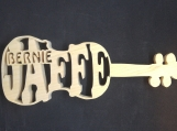 Personalized Wooden Fiddle