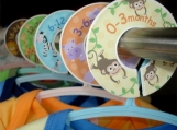 Zoo Animals Closet Clothing Dividers