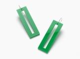 Rio Earrrings Green