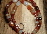 Red Mountain Pass Carnelian Necklace