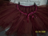 Girl's Woodland Fairy Tutu