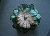Lady Amhearst Feather Fascinator