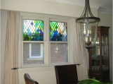 Temporarily Unavailable Custom Leaded Glass Panels
