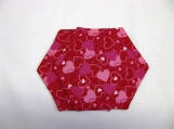 Lots of Hearts Valentine's Coasters