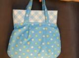 Alice Polka Dot Handbag