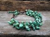Panicle Turquoise Bracelet