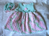 Soft Candy 2 Piece Dress Set