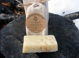 Citrus Calendula Cold Process Olive Oil Soap