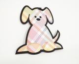Custom Die Cut Dog with 10% to dog charity