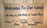 Welcome to the; Cottage, Lake House, Lake, Trailer, Cabin.
