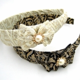 BUY 1 GET 1 FREE Large Princess Ribbon Headband
