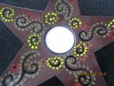 Star Tea Light Holder 5x5