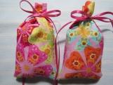 "Pink 3""X2"" Sachet-'Wisteria Blvd.' Fragrance-Cindy's Loft-681"