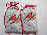 """Winter 5""""X2"""" Sachet-'Christmas Fantasy' Fragrance-171"""