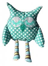 Soft Toy Owl, My best little friend