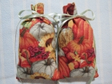 "Autumn 4""X2"" Sachet-'Botanical Orchard & Nectar' Fragrance-046"