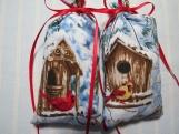 """Winter 5""""X2"""" Sachet-'Winter Wonderland' Fragrance-543"""