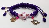 Purple Bracetet MABR007