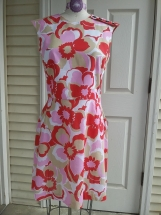 Party Dress - Short  Skirt - Size 8