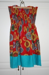 pretty sun dresses- one size fits sizes to 14.
