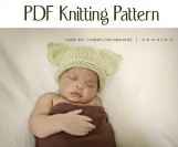 Boston Beanies Knit Baby Yoda Pattern