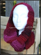 Cowl/head wrap SALE