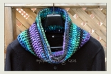 Jewel toned cowl SALE