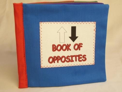 book of opposites