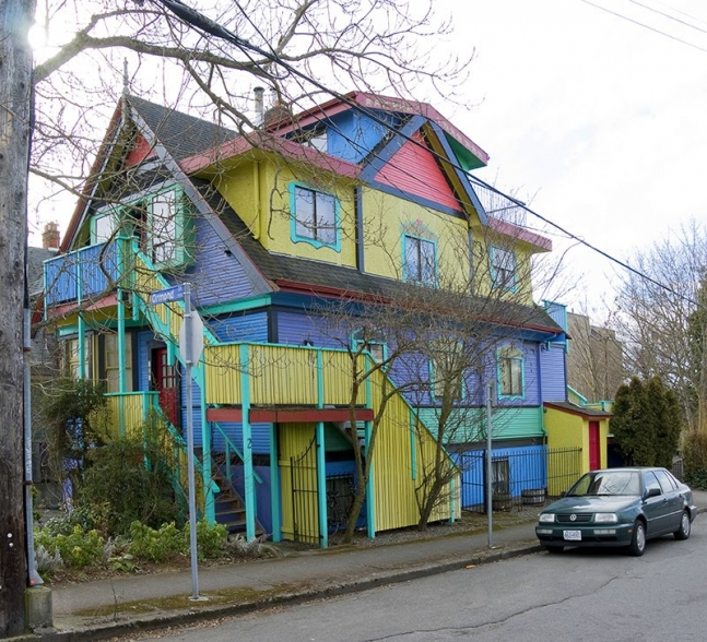 Painted House
