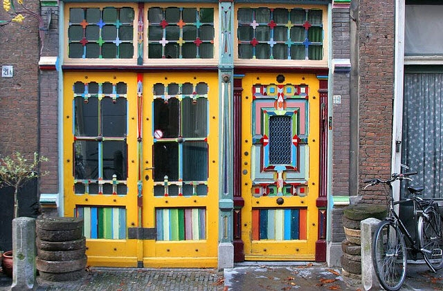 Psychedelic House, Leiden