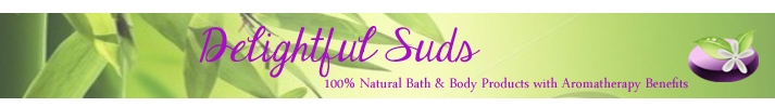 100% Natural Soap & Body Products with Aromatherapy Benefits