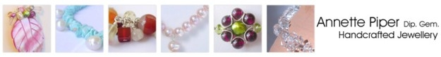 Handcrafted gemstone and pearl jewellery